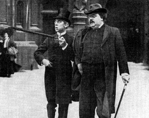 Zangwill and Chesterton