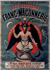 Taxil on Freemasonry Image